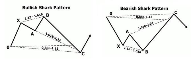 Trading A Shark Pattern Cool Shark Pattern