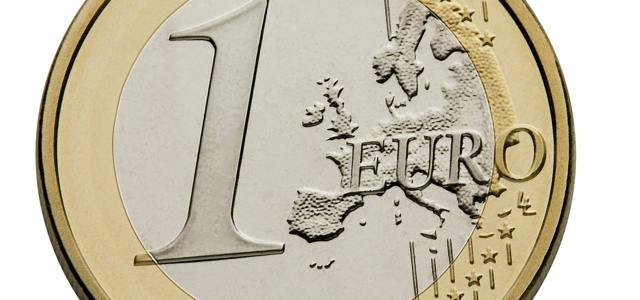 Euro tacks on ahead of ECB
