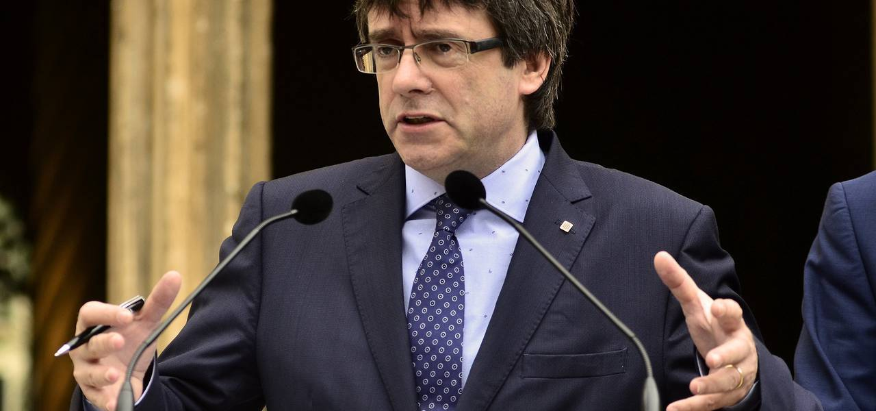 Catalan leader doesn't care about arrest