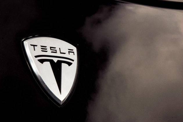 Tesla: up 20% in one day - as usual