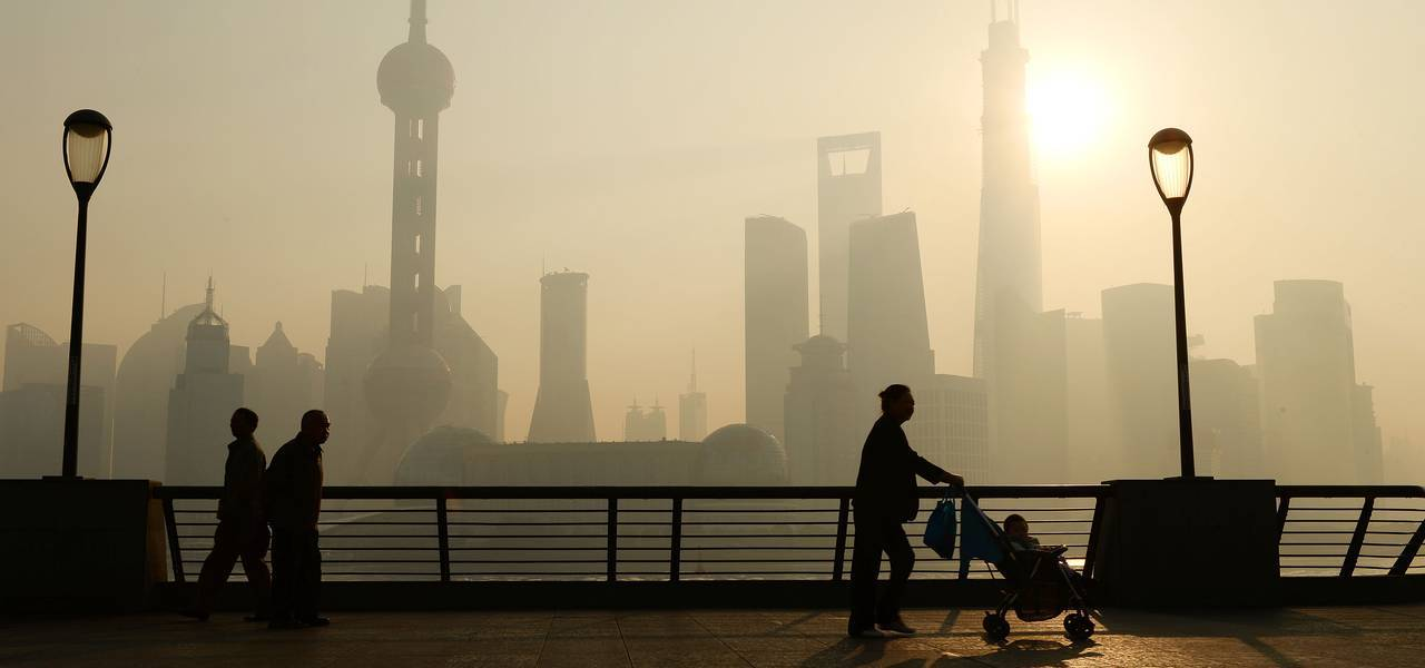 China November factory surge suddenly picks up notwithstanding pollution crackdown