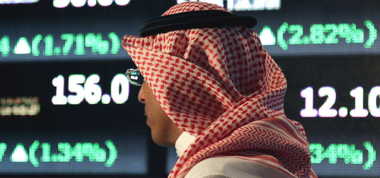 Saudi Arabia equities go down at close of trade