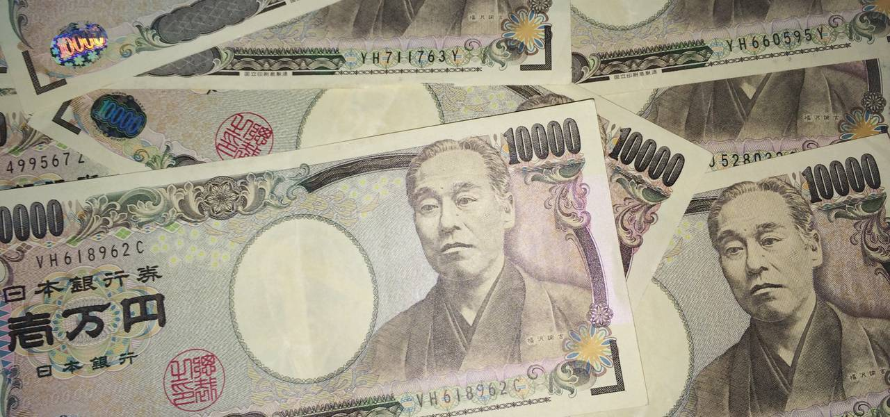 Yen is a bit stronger on flood of month-end data
