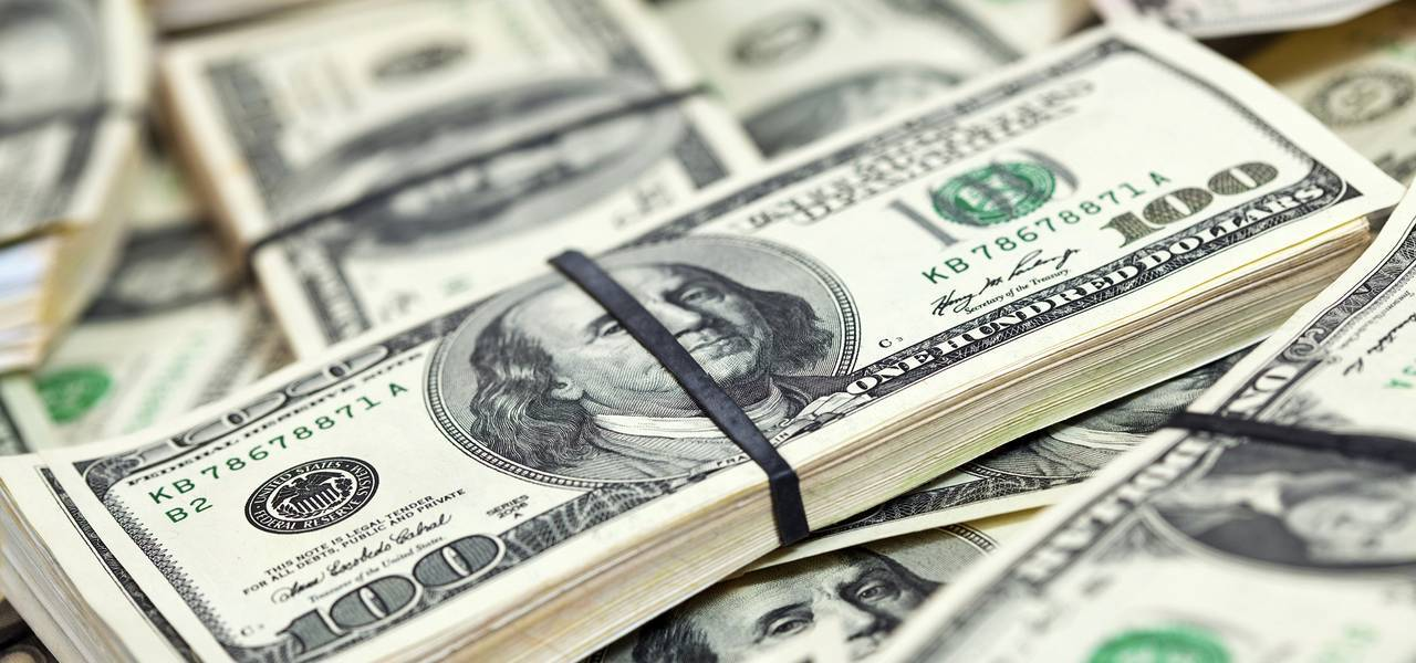 Greenback keeps to a two-week maximum