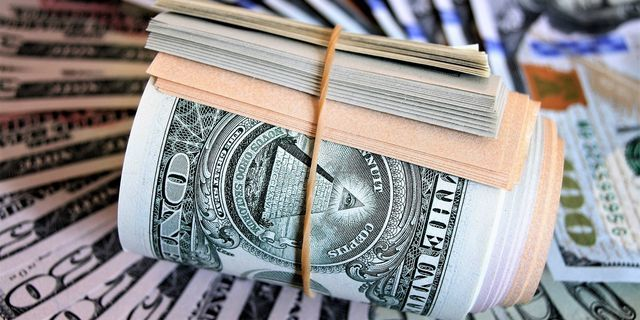 Greenback heads south against euro
