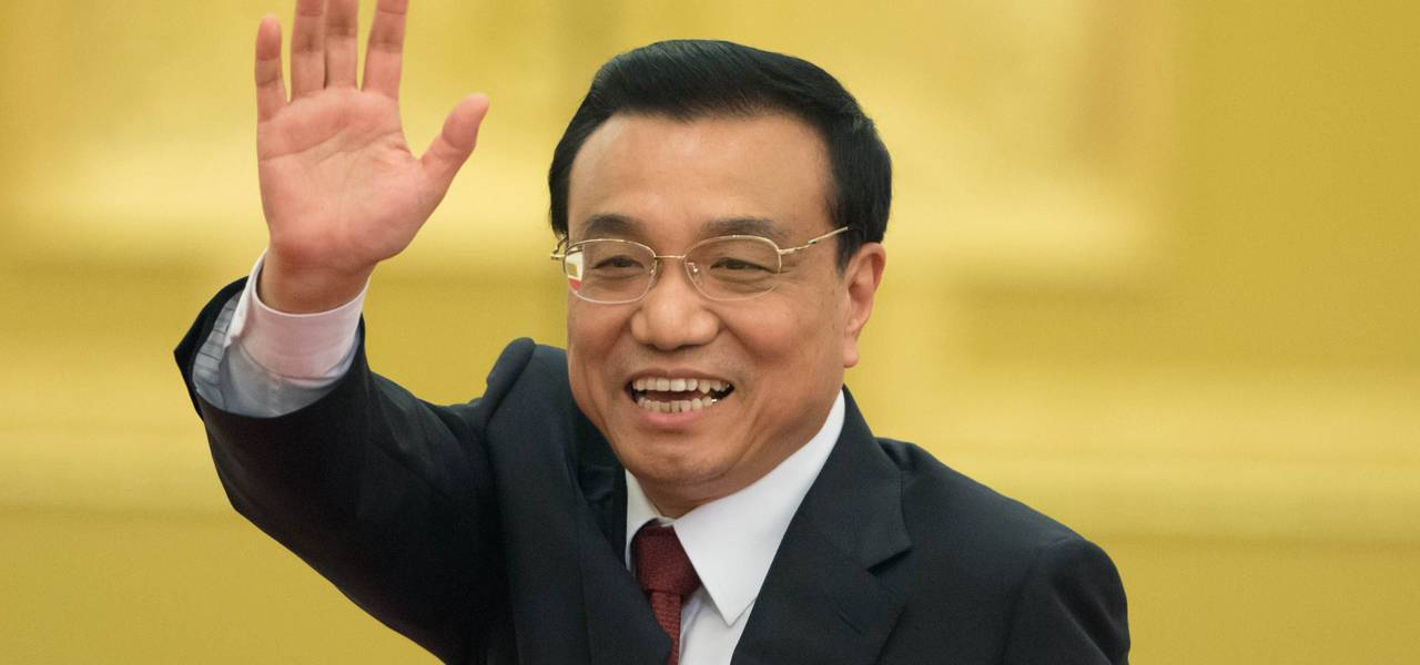 Foxconn is visited by Chinese Premier Li Keqiang after CEO goes to White House