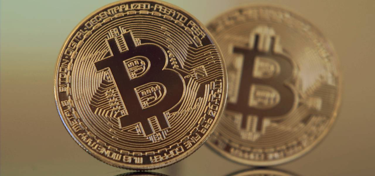 Bitcoin leaps to one-month maximum