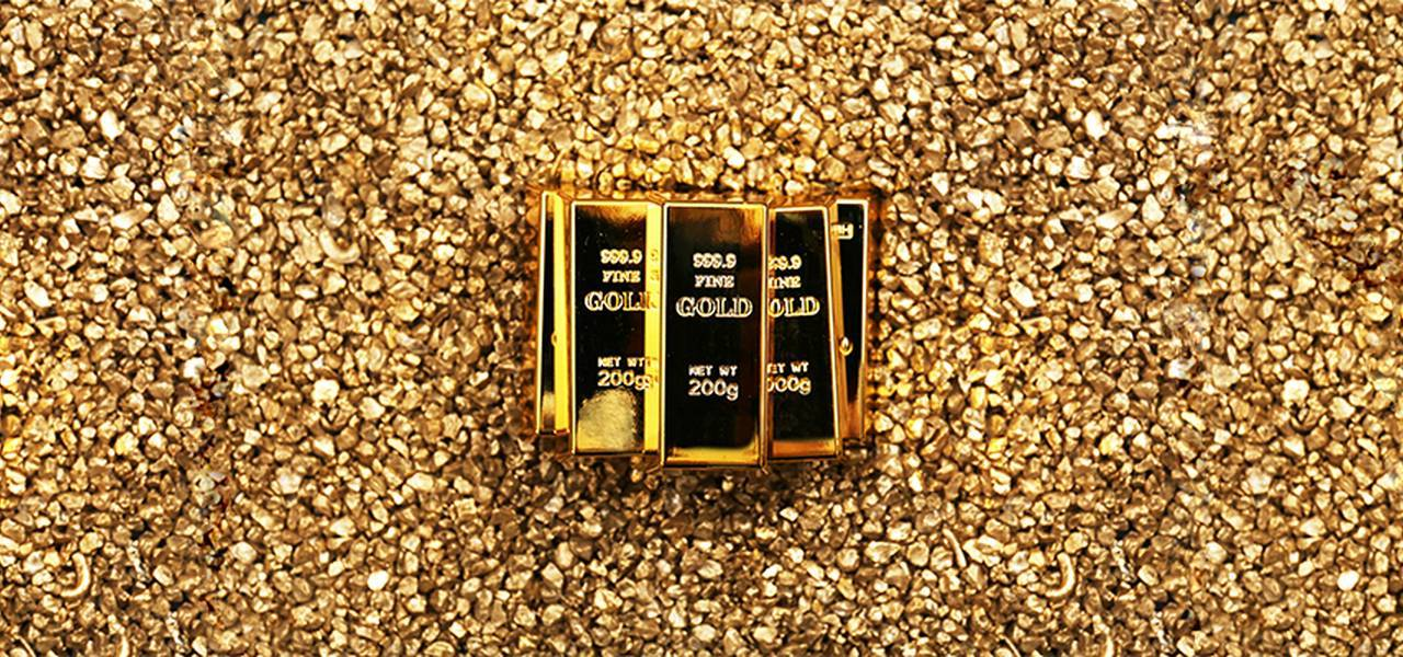 Gold heads south, while still underpinned
