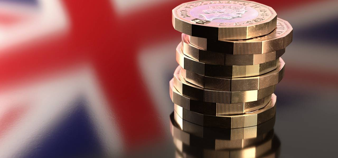 Trade the British pound on the BOE comments