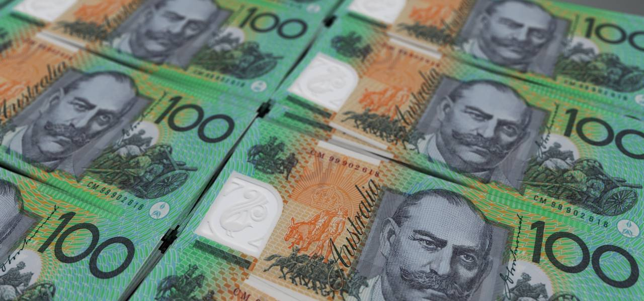 Australian dollar is nearly intact after RBA