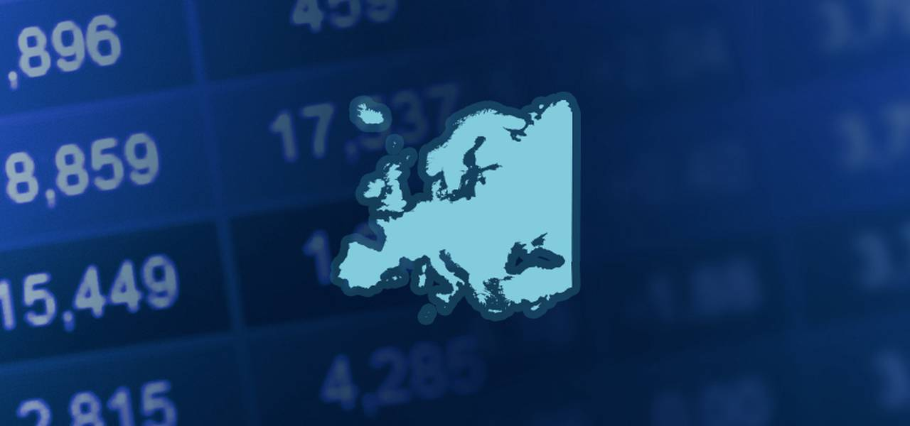 European equities dive