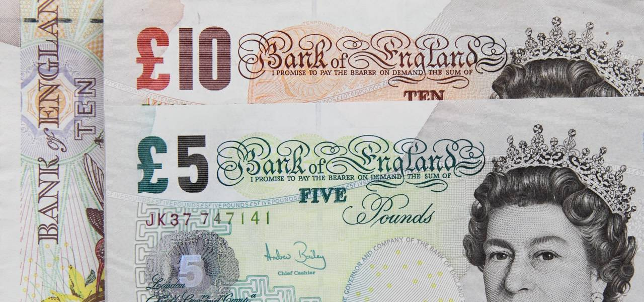 British pound steadies, following opinion survey