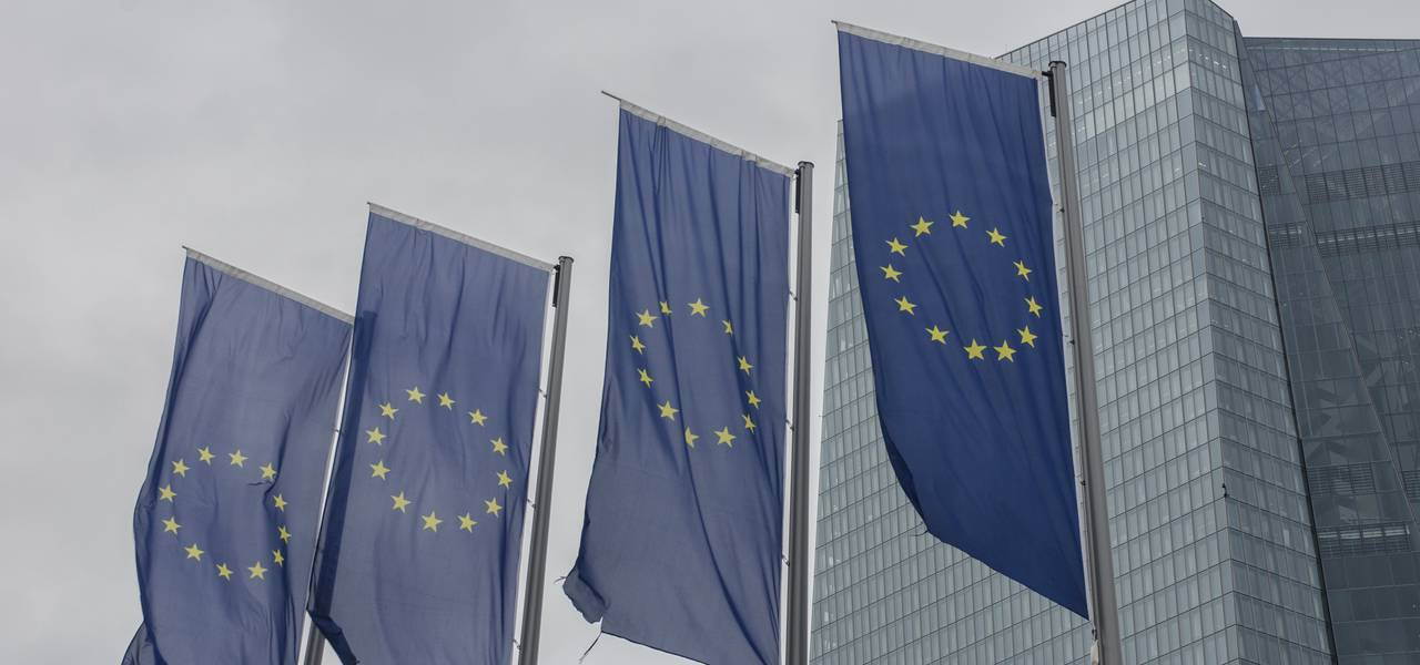 EU economic sentiment sags in May after near ten-year peak in April