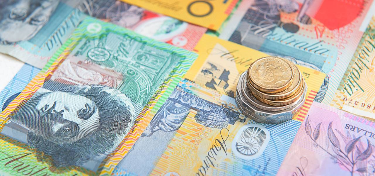 The Australian dollar may be supported by the jobs data