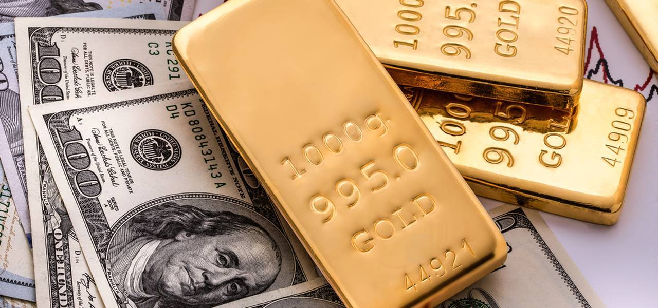 Gold keeps to 5-week minimum
