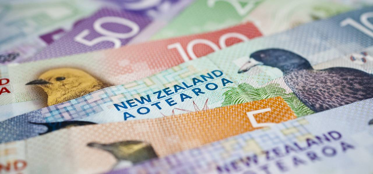Will the kiwi be supported by the central bank?