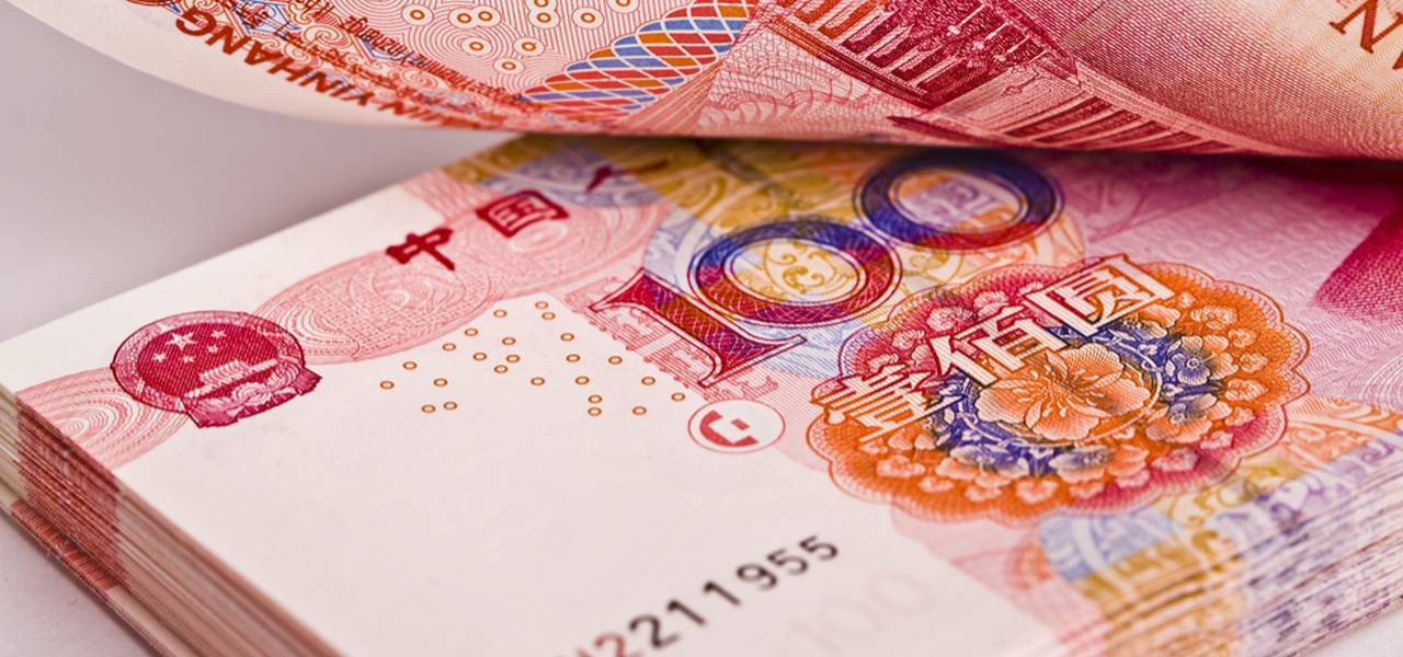 Chinese yuan weakens as risk-on sentiment fades