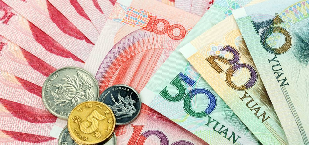 Chinese Yuan is intact