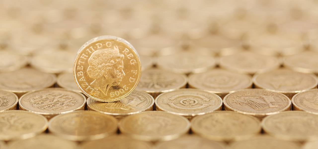 A chance for the British pound