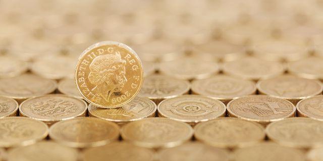 British pound may rise