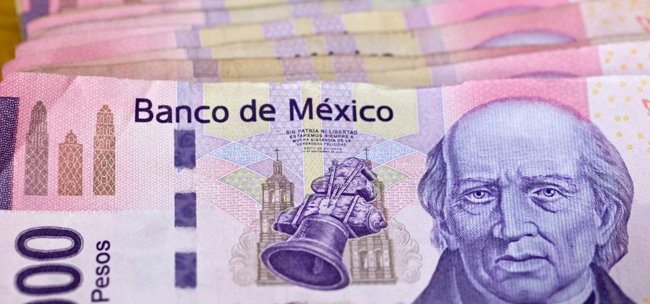 The USD/MXN has risen by more than 5,900 pips on tariff threats