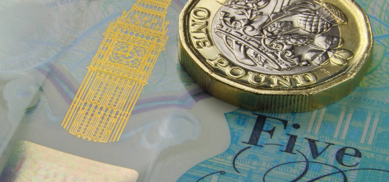 The economic data may support the GBP