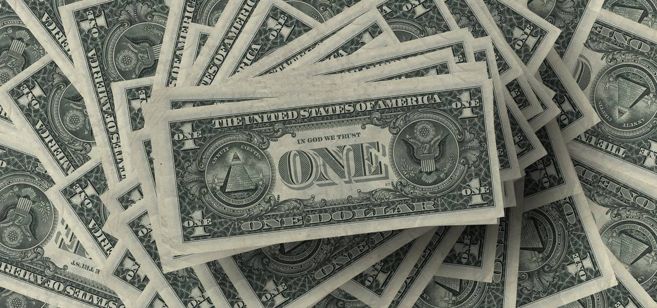 American dollar fluctuates close to 14-month lows
