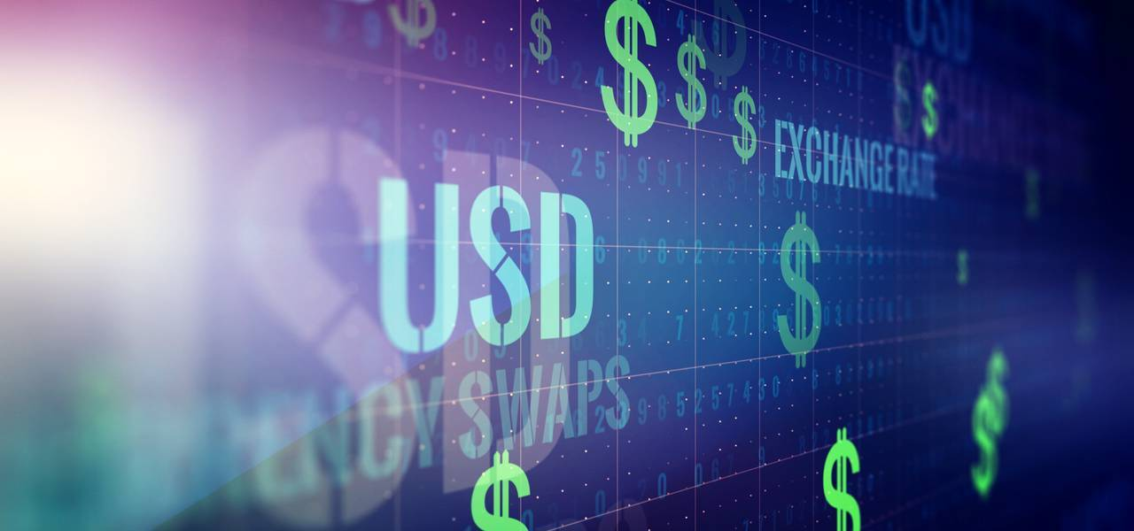USD: trading April NFP