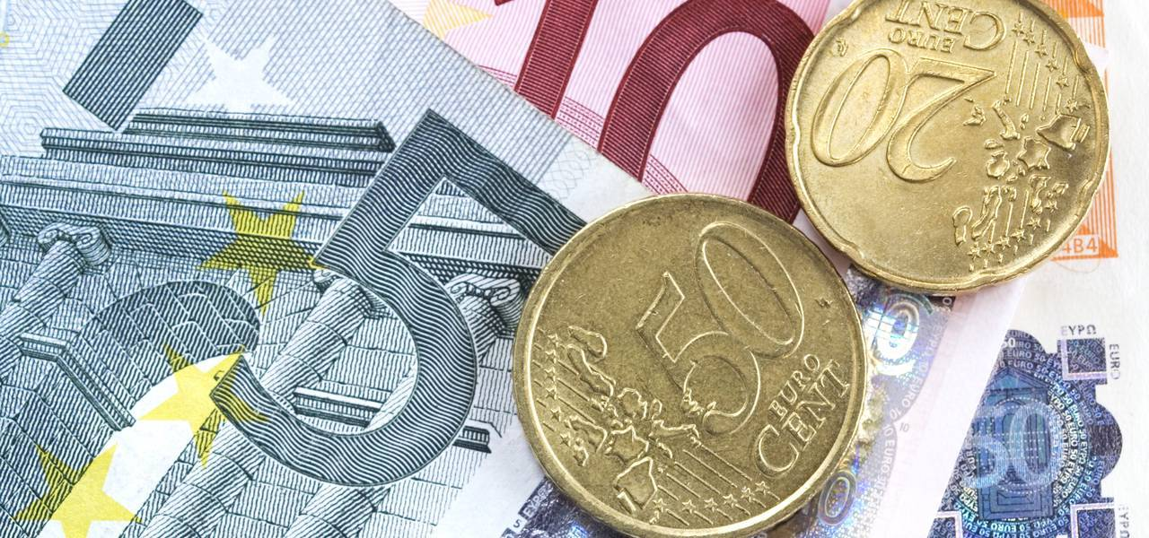 EUR/USD: bullish 'Tower' pushing price higher