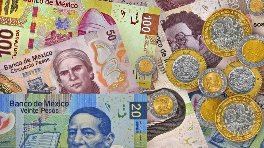 The struggles of the Mexican peso