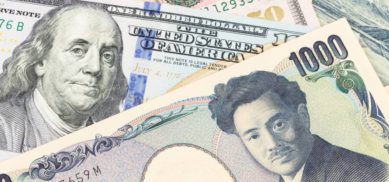 USD/JPY: sell the USD