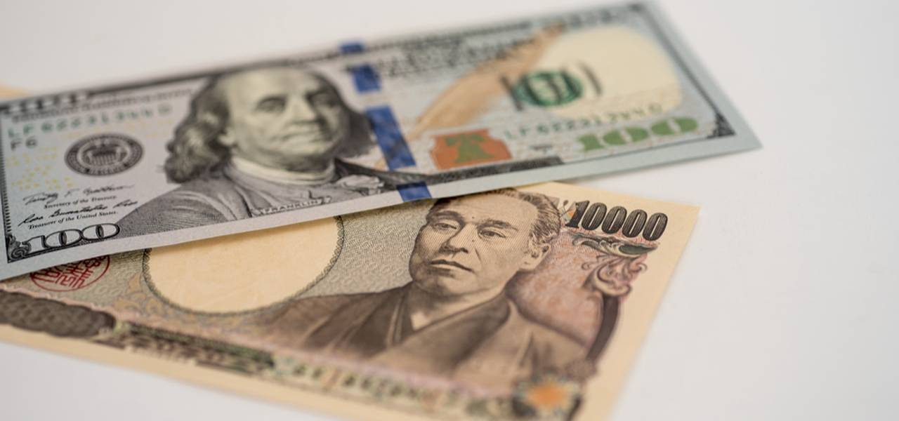 USD/JPY: the greenback is weaker