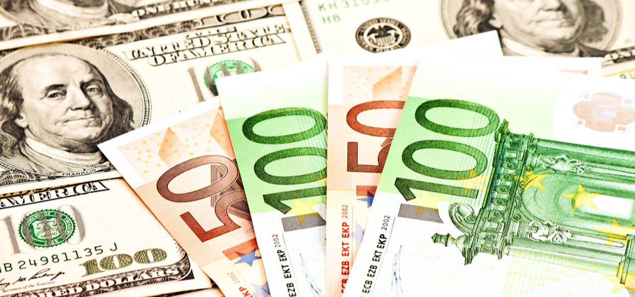 EUR/USD: the euro is getting stronger