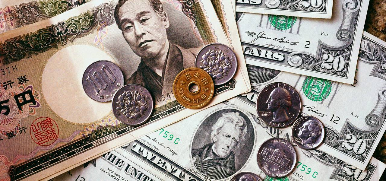 USD/JPY: the yen is accelerating its pace