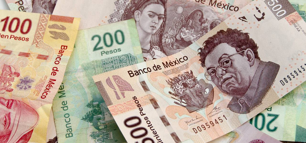 USD/MXN came in motion