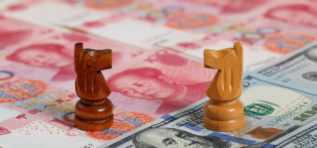 USD/CNY is driven by trade uncertainty