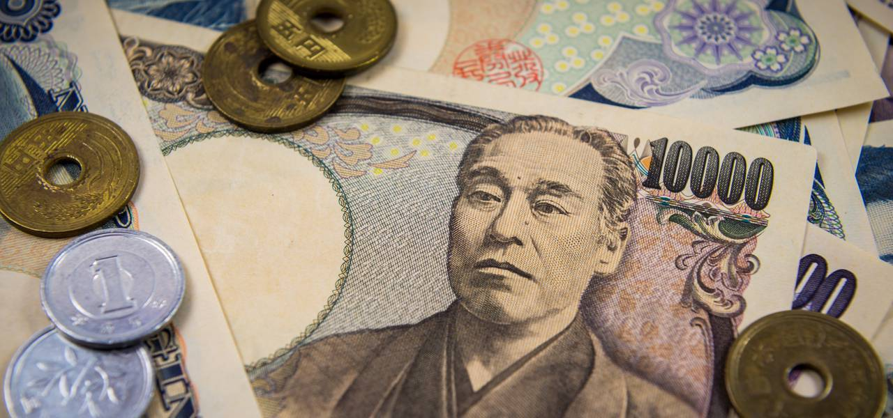"USD/JPY: bullish ""Engulfing"" pattern"