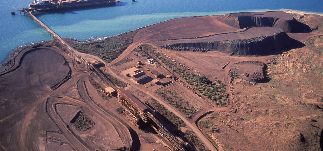 Iron ore market dynamics may hurt Aussie