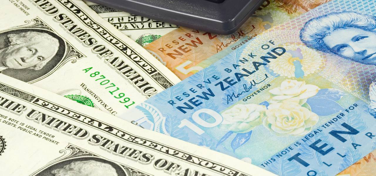 NZD/USD has met resistance