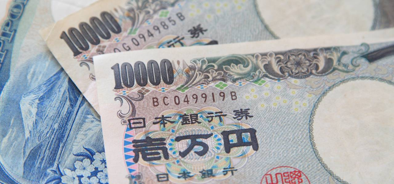 USD/JPY: there isn't any reversal pattern so far