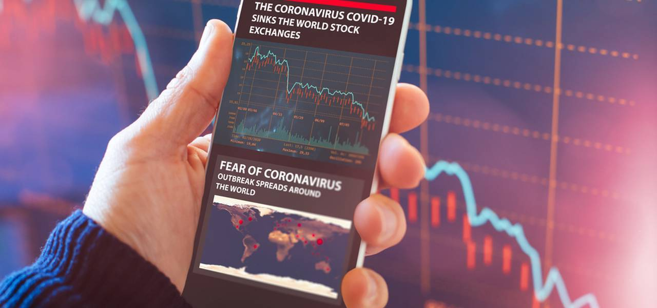 Three scenarios for trading on coronavirus pandemic