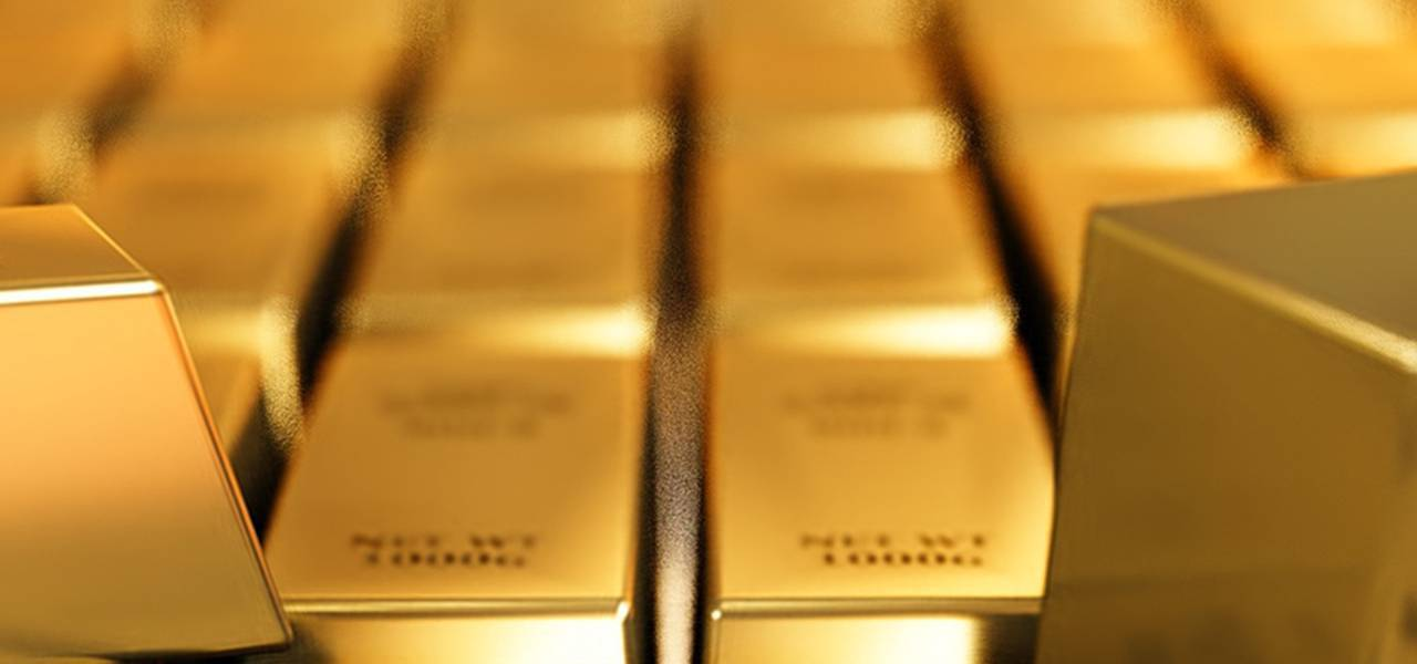 Gold: bulls fended off an attack