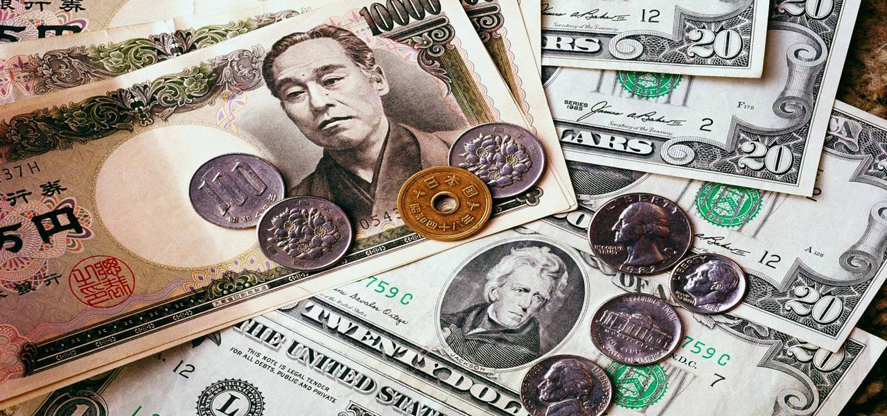 USD/JPY: yen's in the shark's lair