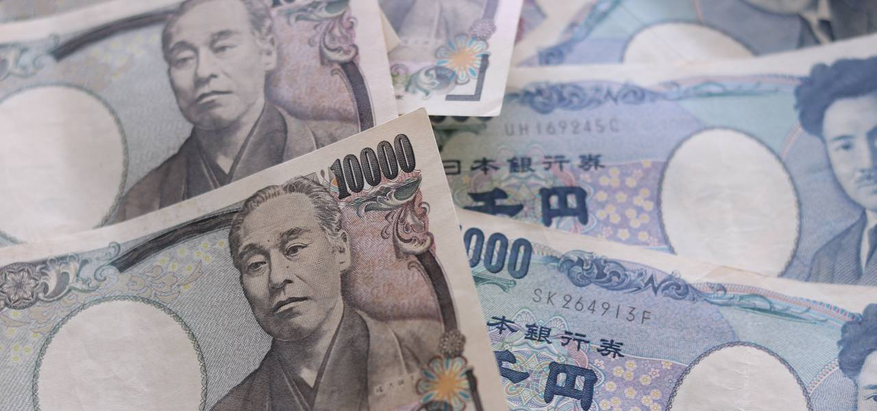 USD/JPY: price reached 21 Moving Average