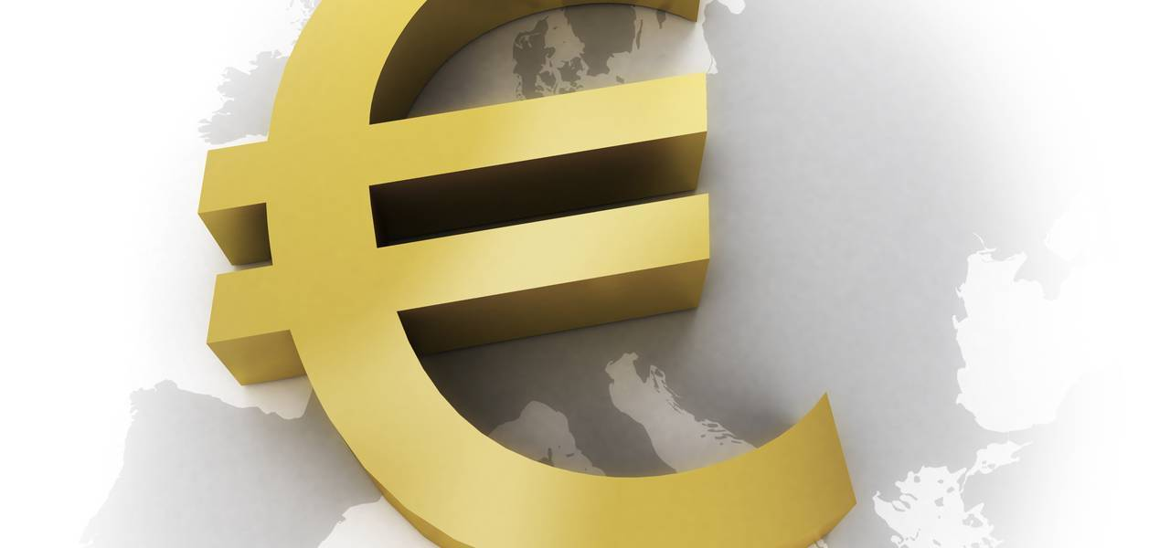 Is the euro's fall so dramatic?