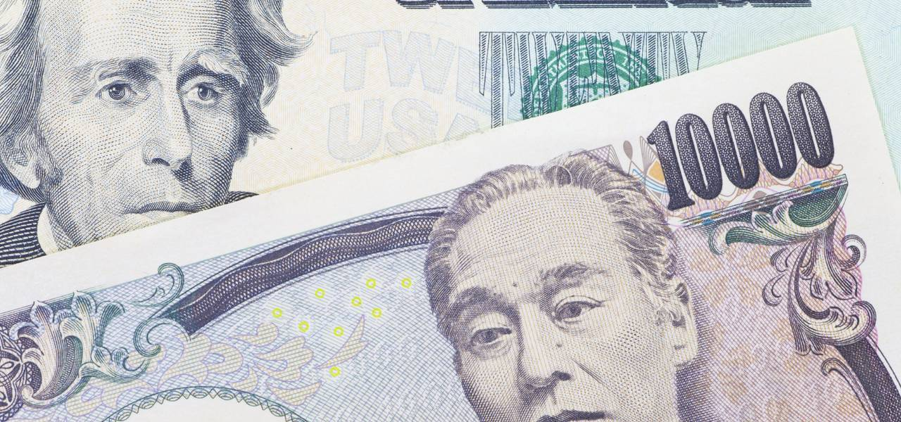 USD/JPY: bears halted