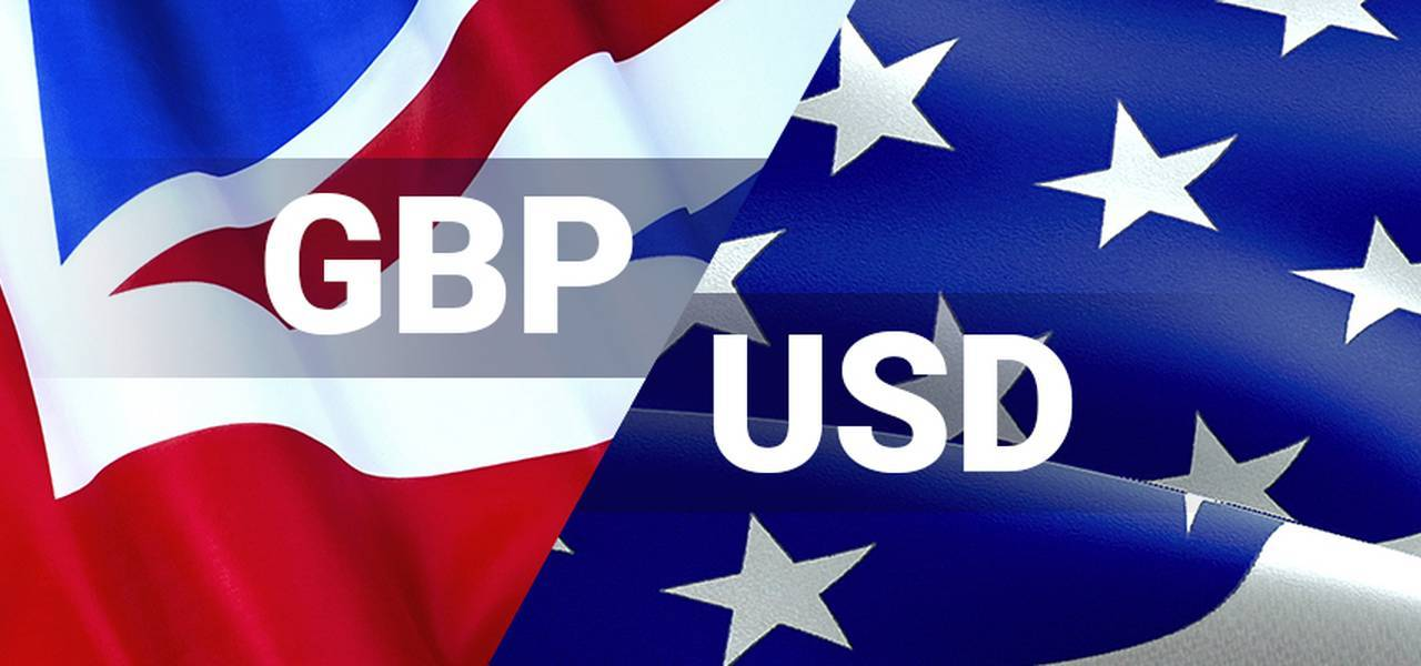 GBP/USD: pound corrected to Tenkan-sen