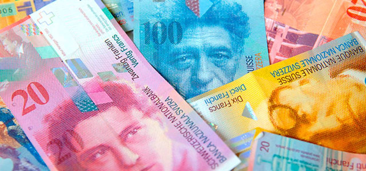 USD/CHF: franc came to Indians in peace