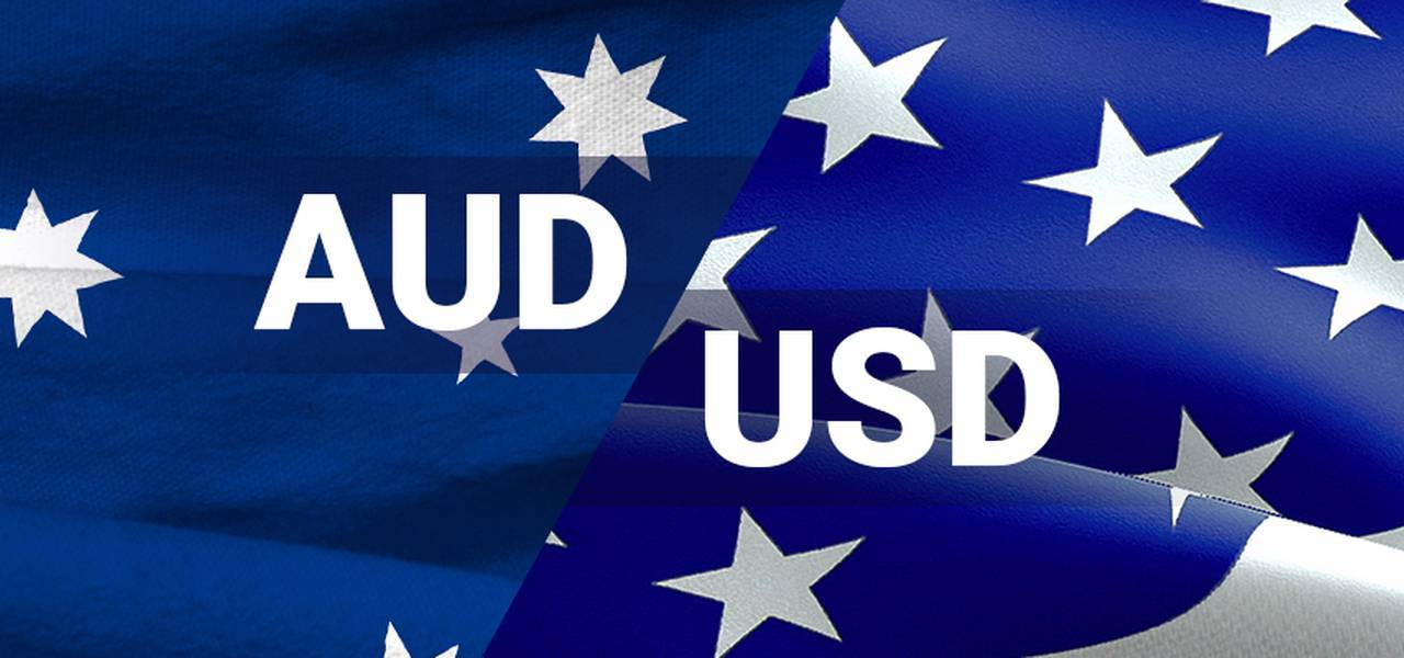 AUD/USD finding dynamic resistance