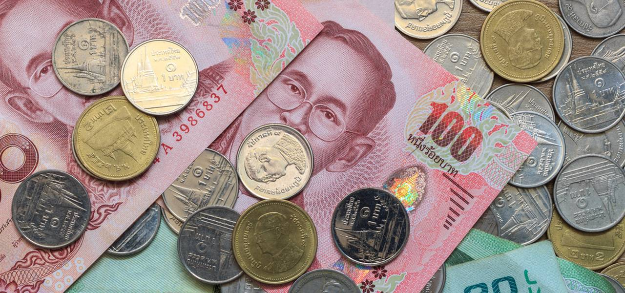 Economic outlook on the Thai baht